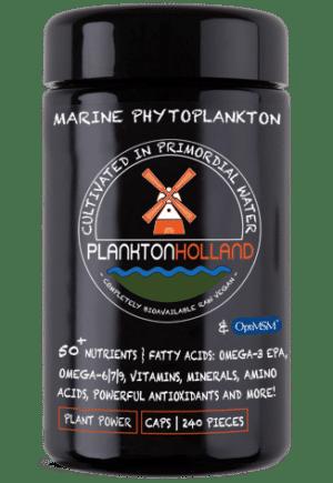 msm plankton kapseln 240 stück violettenglas Verpackung planktonholland