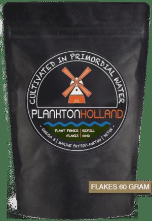 plankton flocken 60 gramm nachfüllung verpackung planktonholland